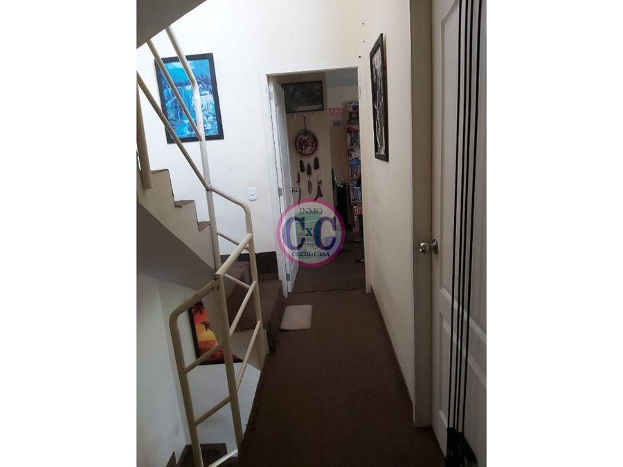 cxc venta departamento duplex ciudad jardin exp 3634