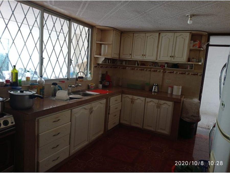 cxc venta casa rentera chillogallo exp 3661