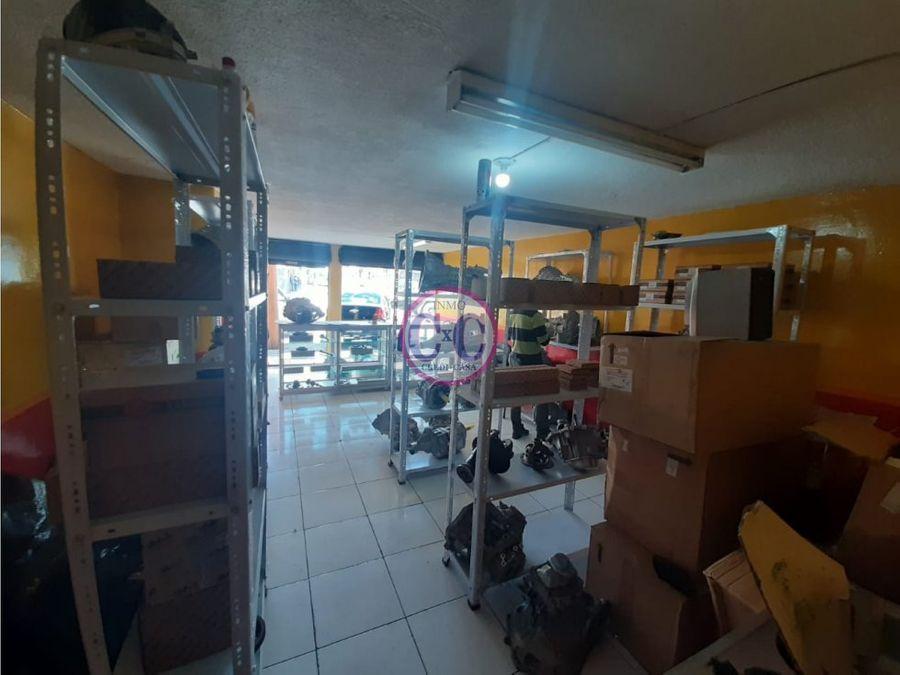 cxc venta rentera local comercial quitumbe exp 3618