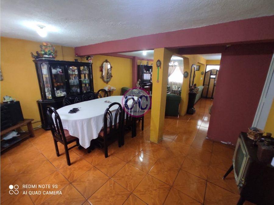 cxc venta casa independiente carapungo exp 2549