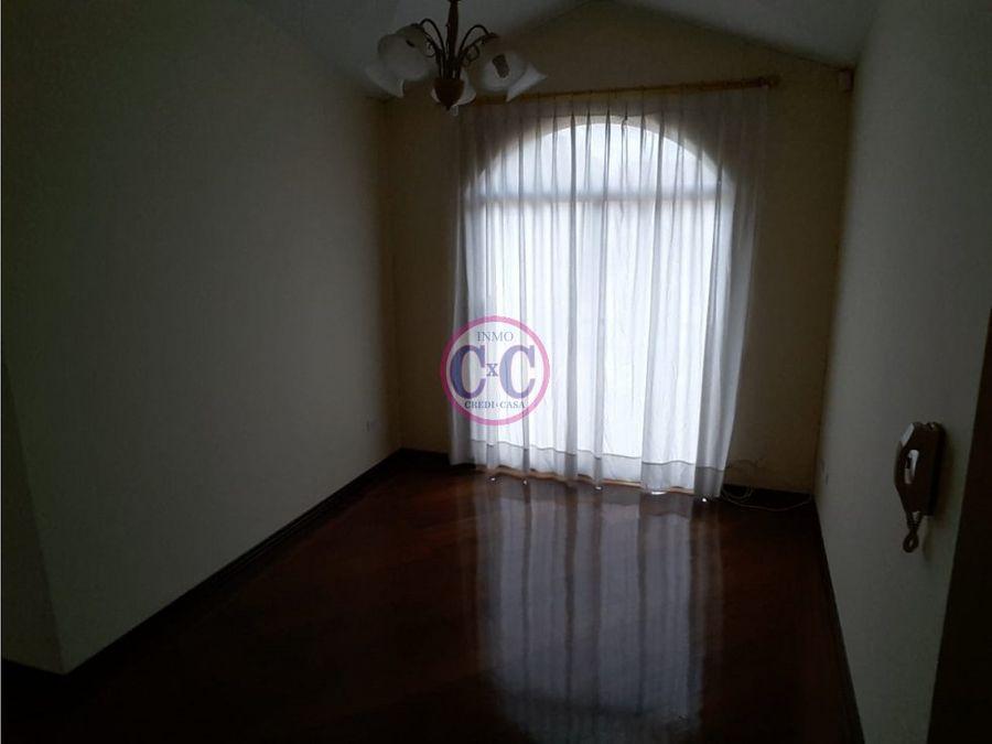 cxc venta casa el triangulo exp 4099