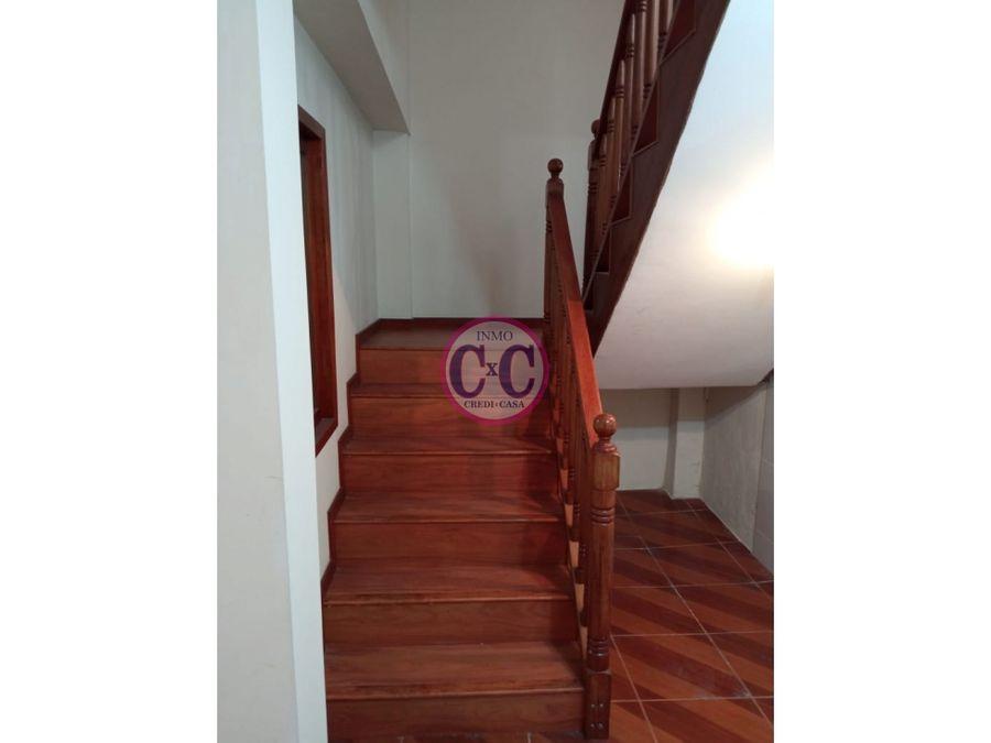 cxc venta casa independiente carapungo exp 2546