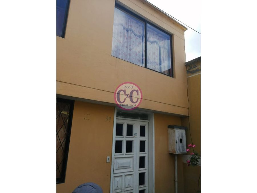 cxc venta casa santa barbara exp 3442