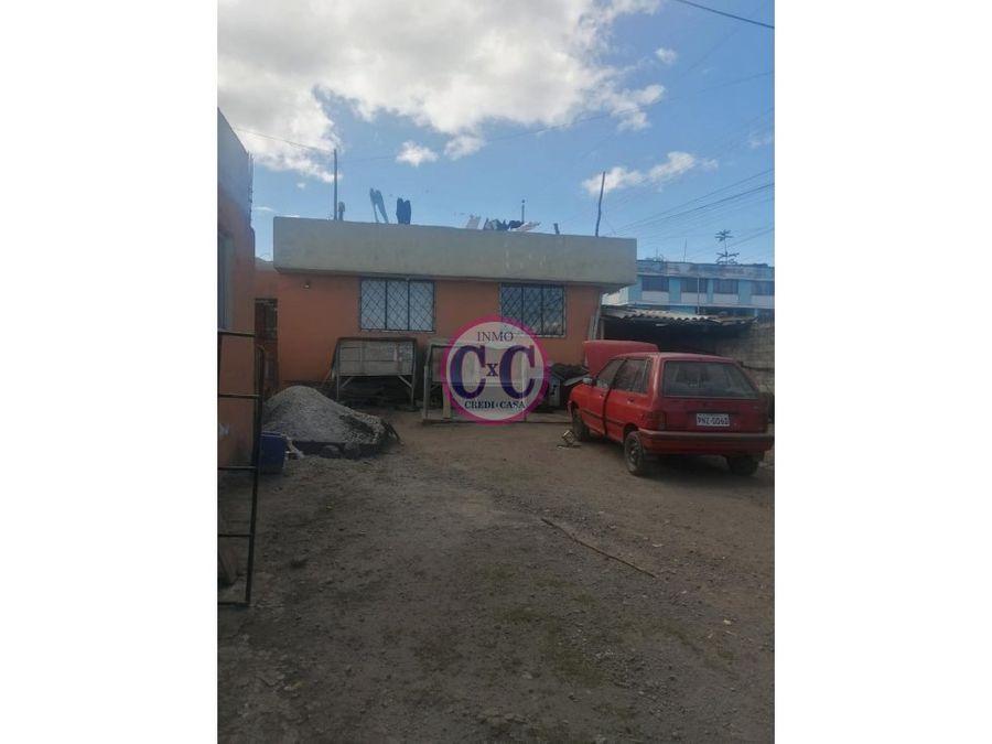 cxc venta 2 casas terreno cutuglagua exp 3584