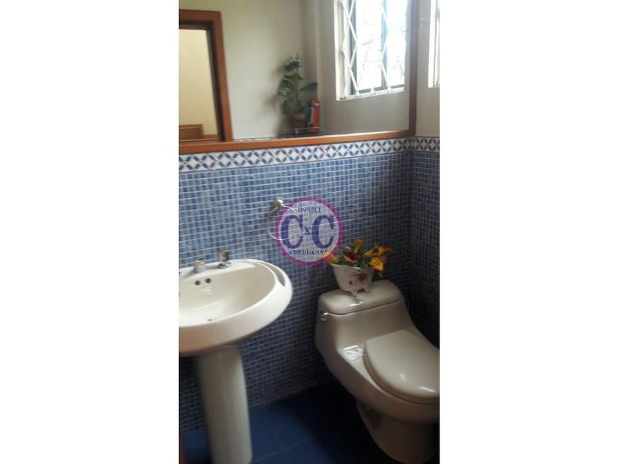 cxc venta casa sangolqui exp 4058