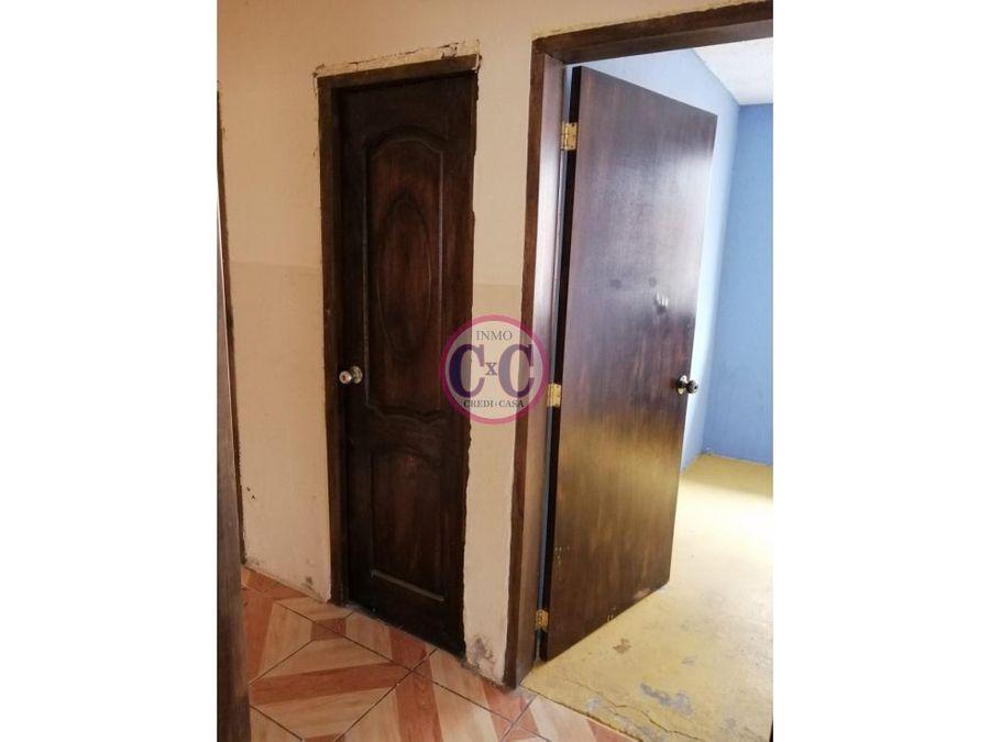 cxc venta casa terreno santa barbara exp 3469