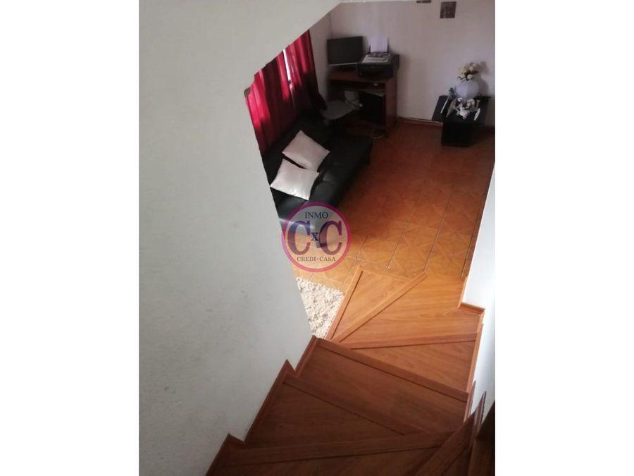 cxc venta casa duplex calderon exp 2462