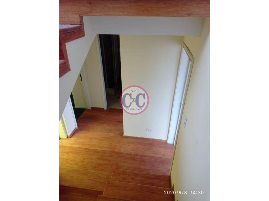 cxc venta casa el garrochal exp 3642