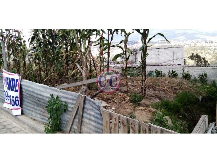 cxc venta terreno san jose de moran exp 8284