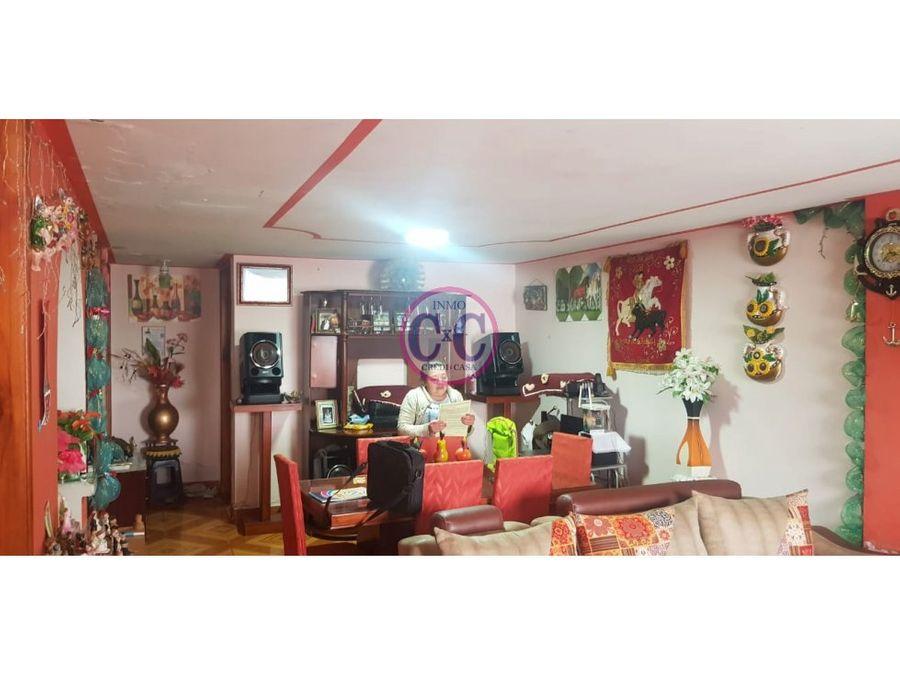 cxc venta casa suite los condores exp 3609