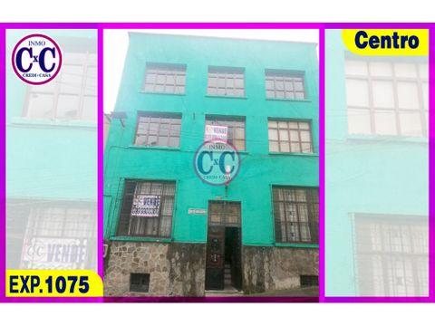 cxc venta de edificio alameda exp 1075
