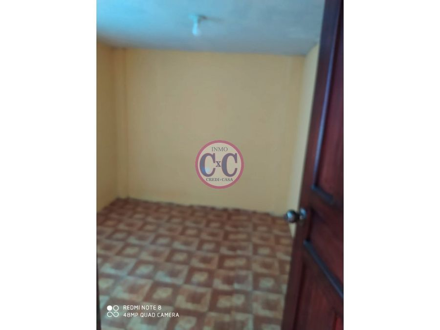 cxc venta casa rentera 2 locales turubamba de mojan exp 3638