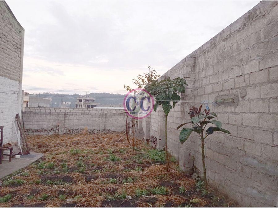 cxc venta casa terreno eternit exp 3664