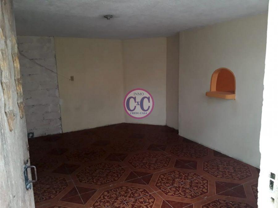 cxc venta casa rentera caupicho exp 3766