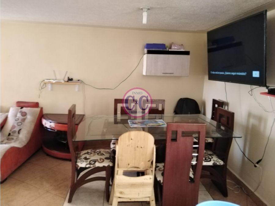 cxc venta casa en conjunto marianas exp 2594