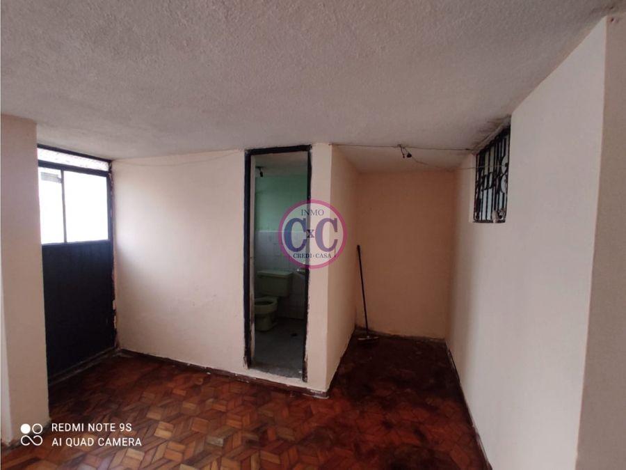 venta casa independiente esquinera solanda exp 3692