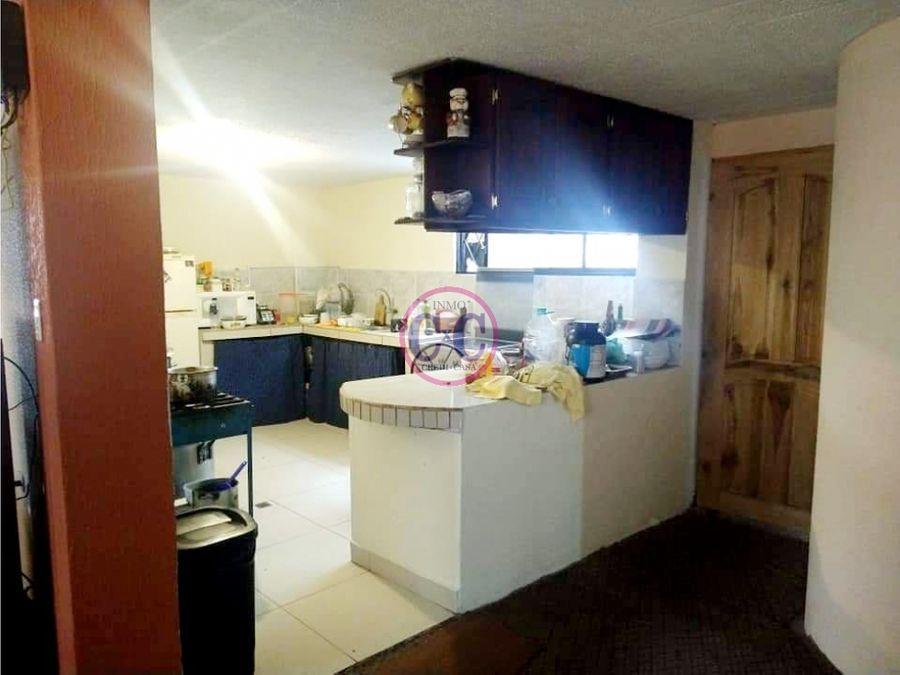 cxc venta casa rentera cdla ibarra exp 3771