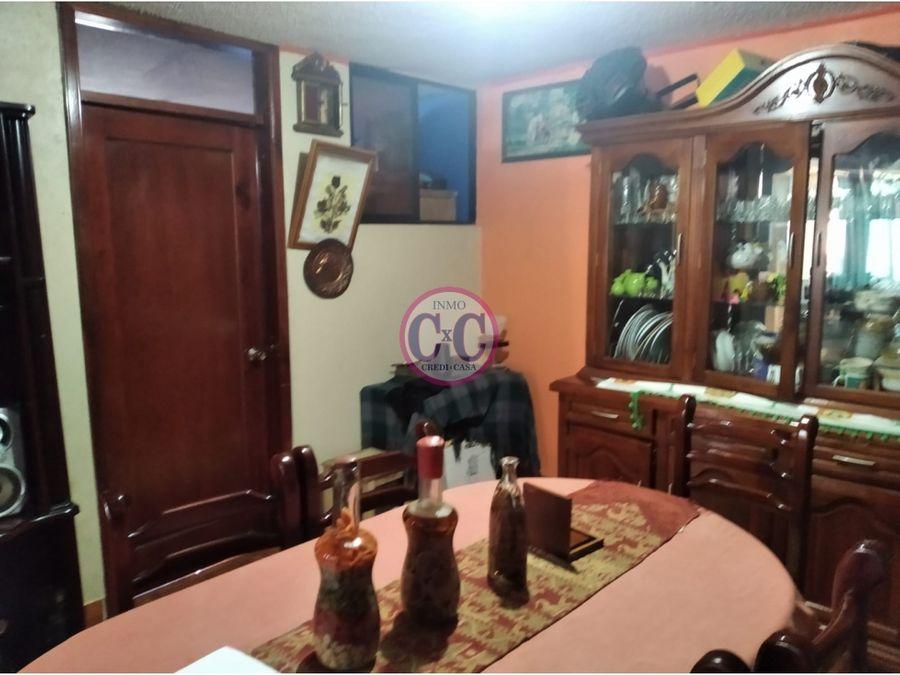 cxc venta casa rentera el garrochal exp 3774