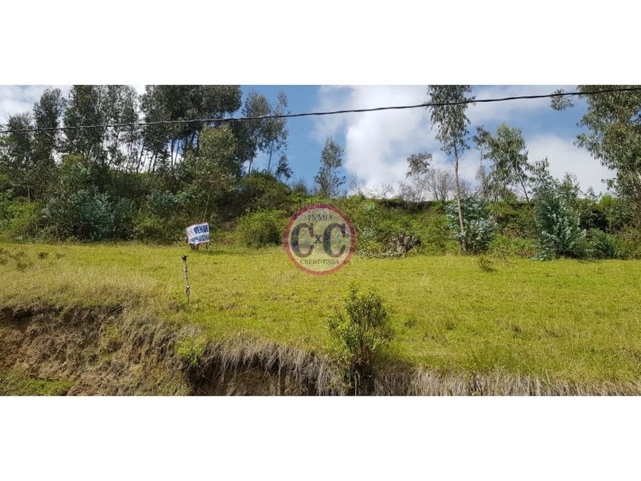 cxc venta de terreno chillogallo exp8152