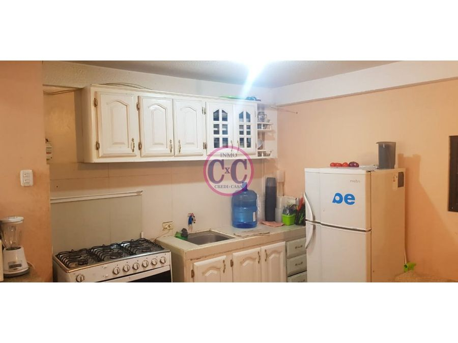 cxc venta casa mini dpto calderon exp 2489