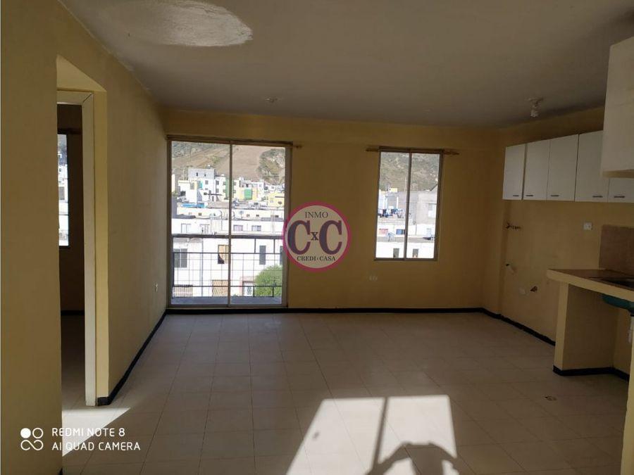 cxc venta departamento ciudad bicentenaria exp 2526