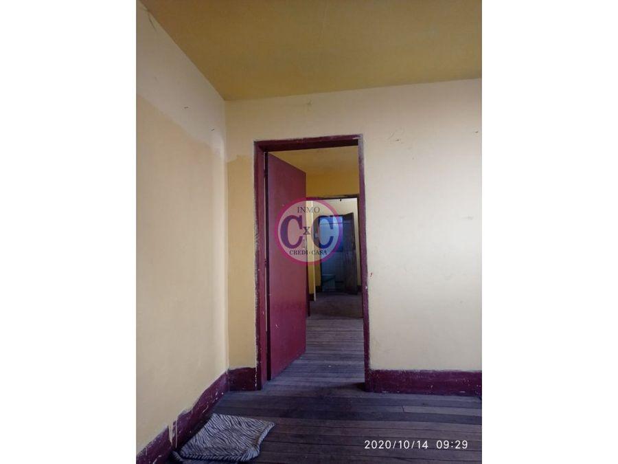 cxc venta casa rentera 3 locales chimbacalle exp 3675
