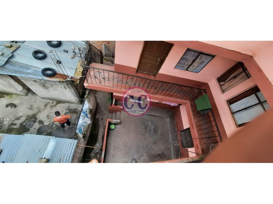 cxc venta casa independiente orquideas exp 4189
