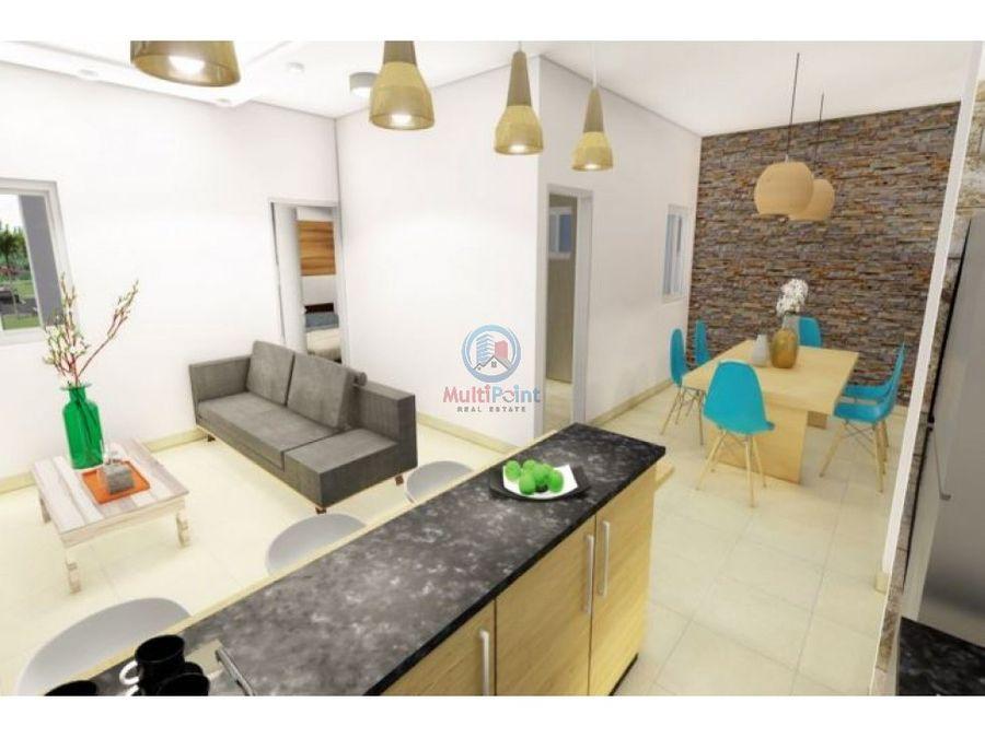 apartamento de 1 habitacion en punta cana