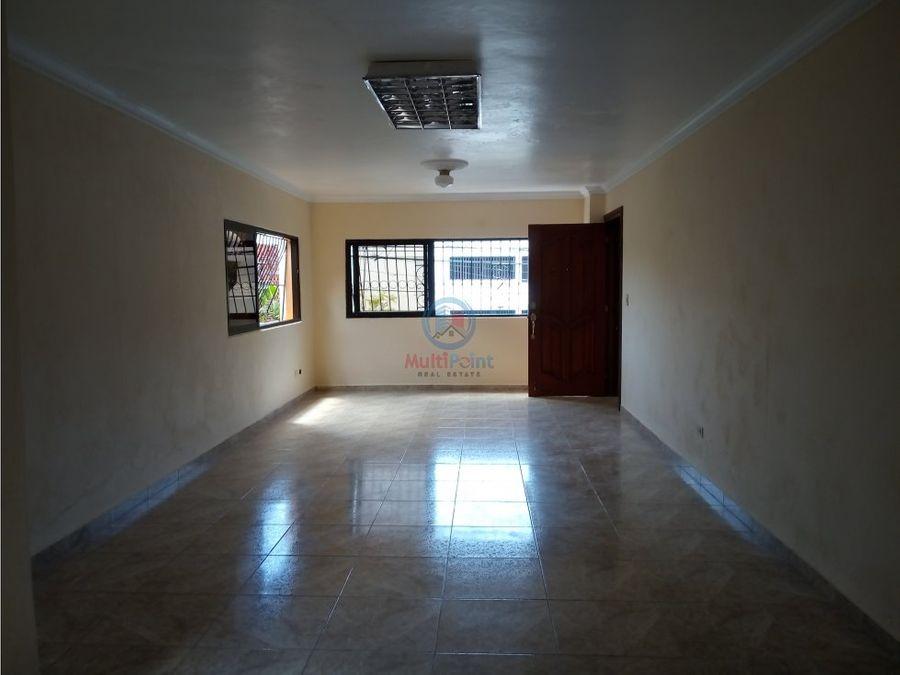 apartamento para oficina en alquiler en julieta morales