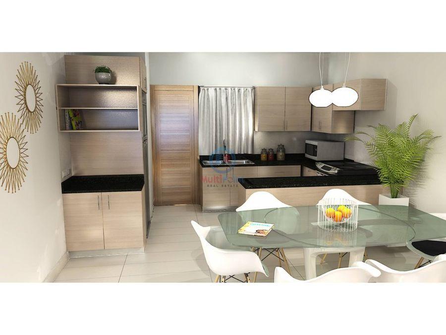 apartamento en venta sector jacobo majluta