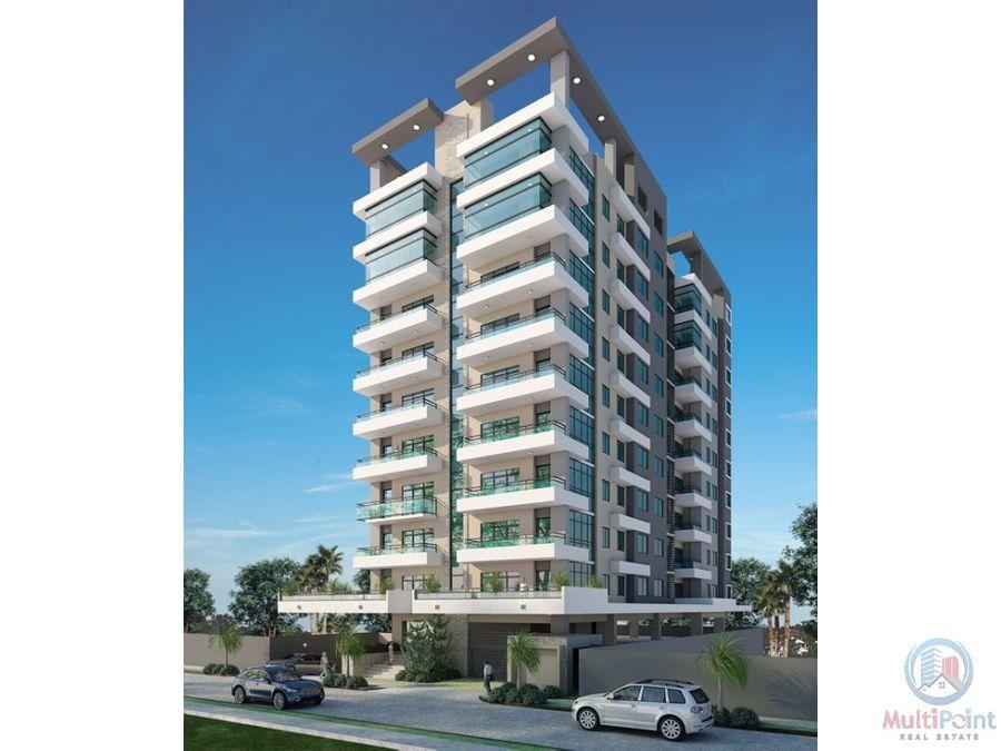 apartamento en venta en torre sector renacimiento
