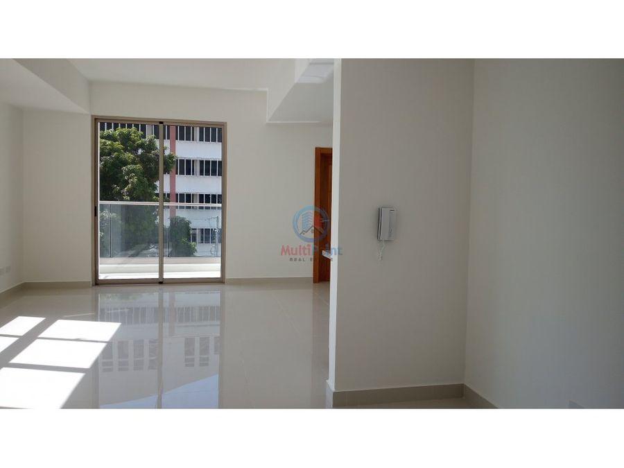 alquiler de apartamento en el sector la julia