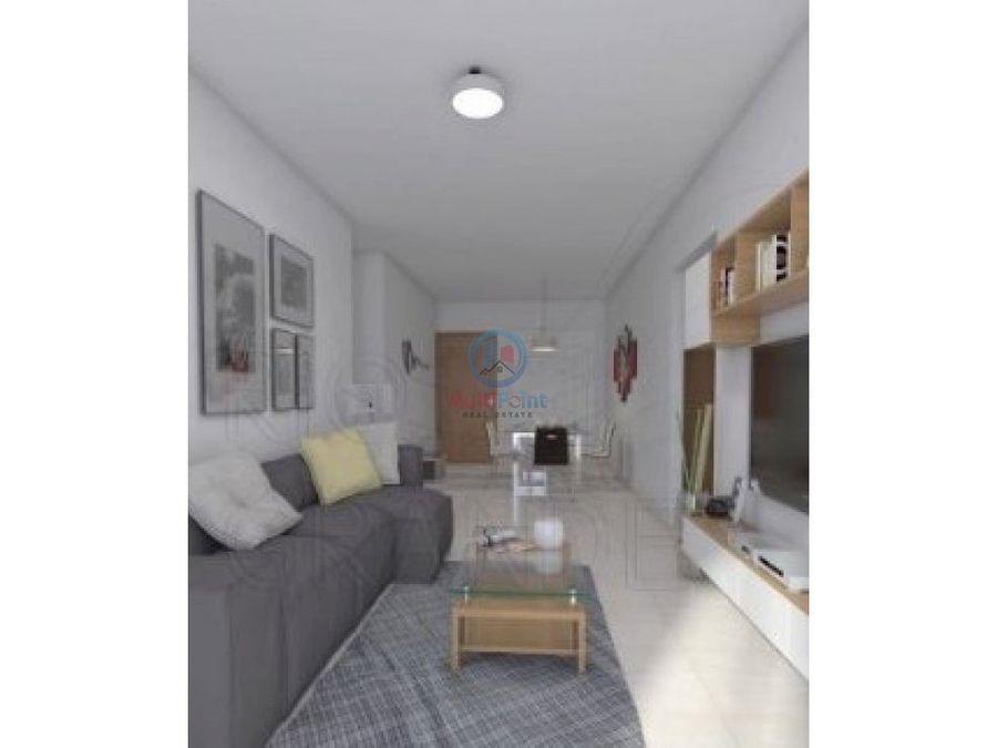 venta de apartamento en ciudad juan bosch