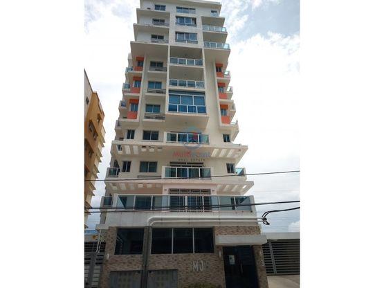 apartamento de dos habitaciones en naco