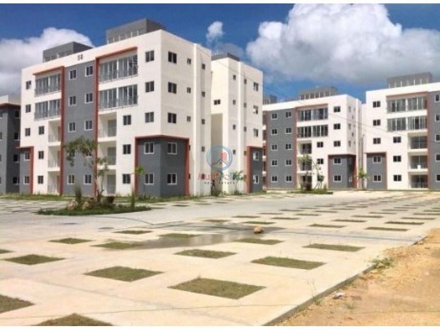 apartamento en venta en ciudad juan bosch