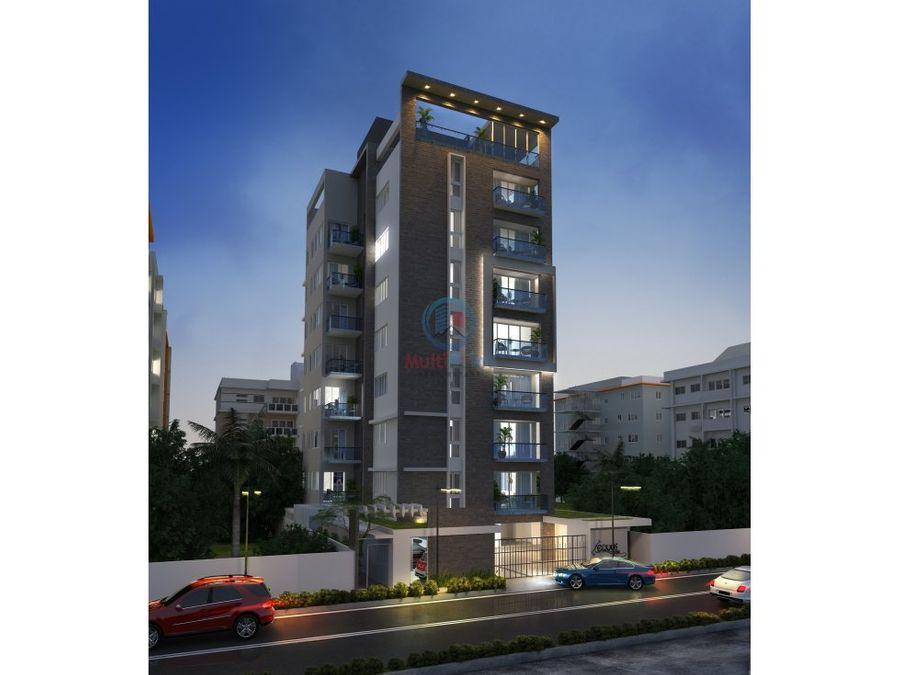 venta de apartamento en gazcue