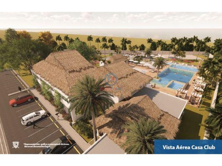 villa en venta en bavaro dominicana