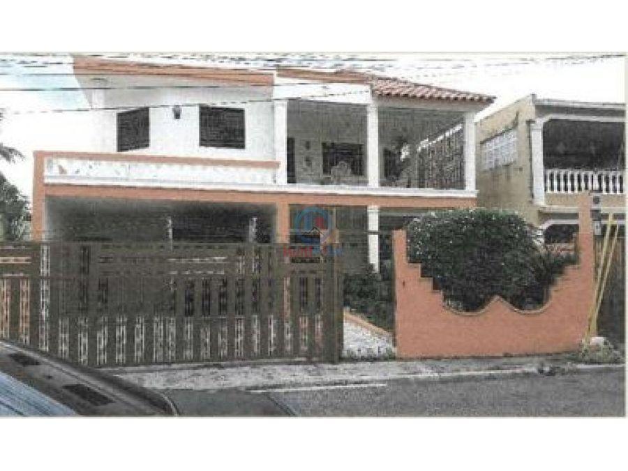 casa en venta en madre vieja sur san cristobal