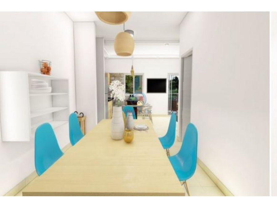 apartamento en venta en bavaro punta cana