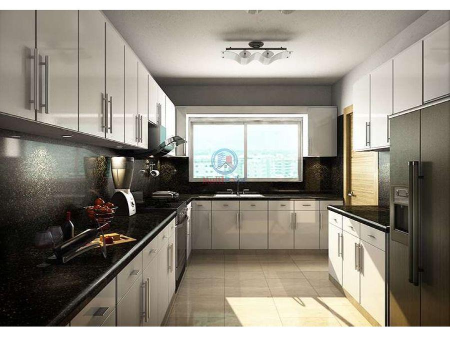 venta de apartamento sector la esperilla