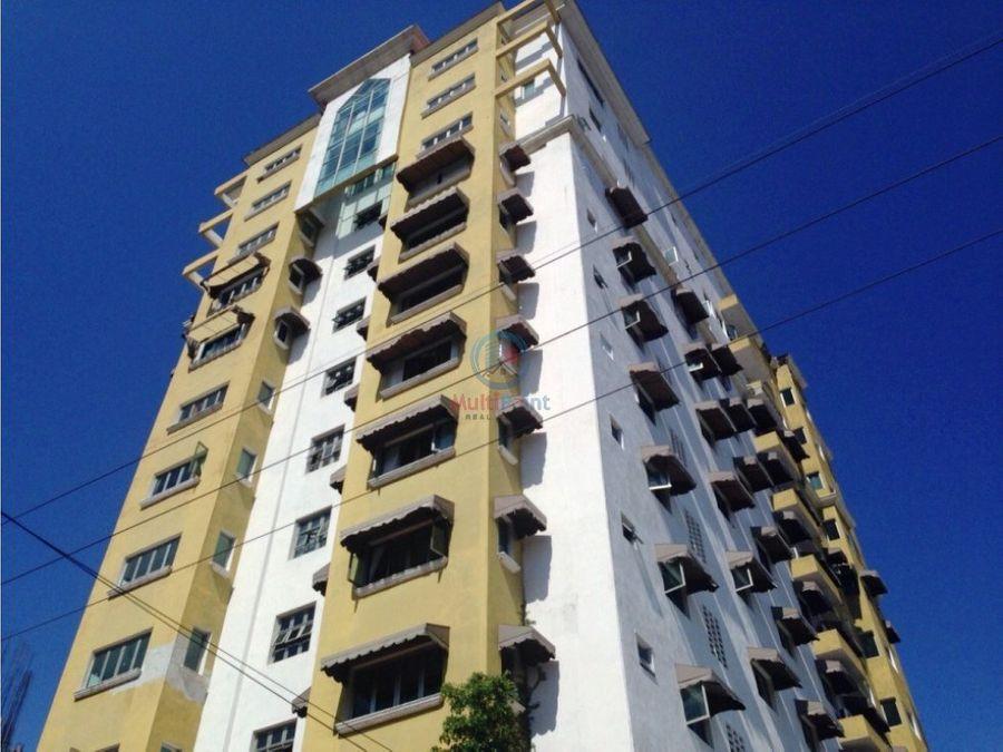 apartamento en venta en el ensanche ozama
