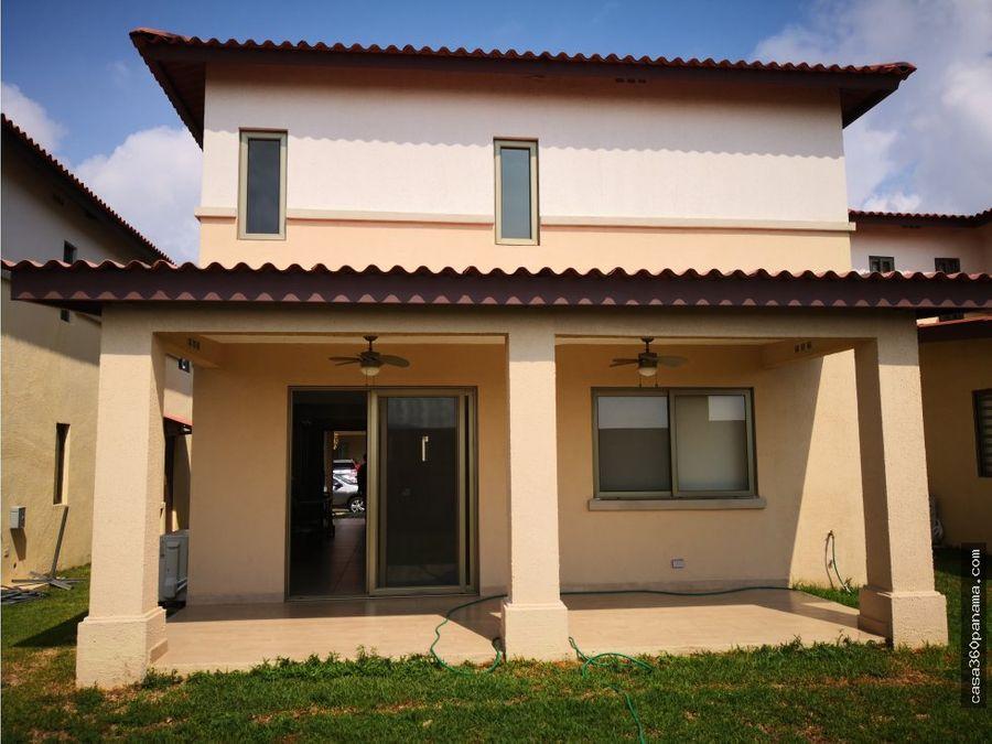 casa de cuatro recamaras en panama pacifico cod 1293215