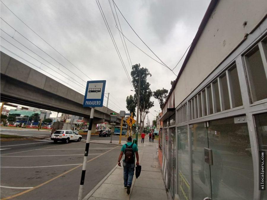 zona exclusiva local en alquiler avenida aviacion