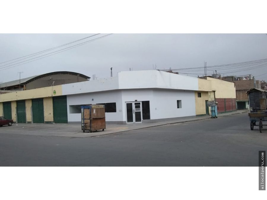 local comercial de 50 mt2 en mercado concurrido