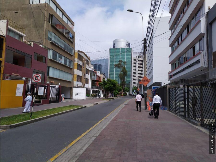 local comercial en alquiler san isidro