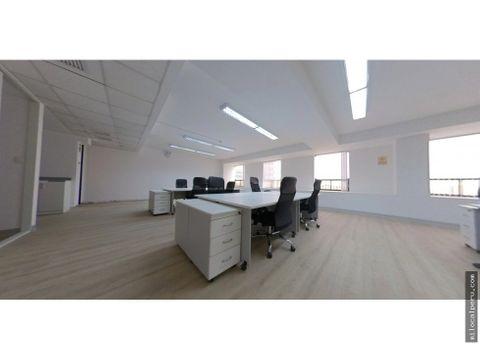 exclusiva oficina en centro empresarial de san isidro