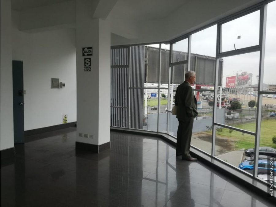 oficina centro aereo comercial