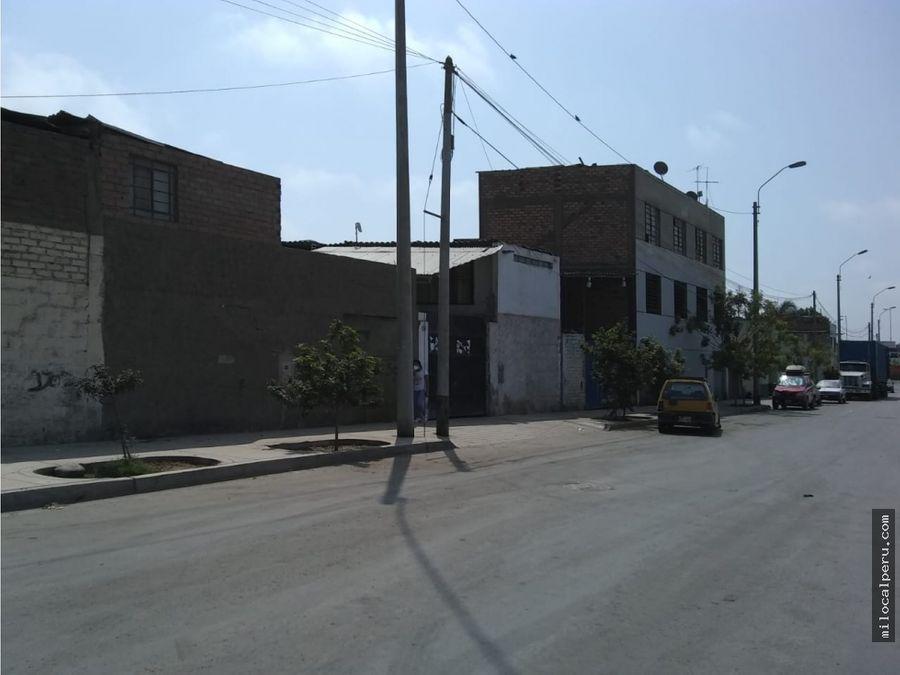 local comercial en alquiler cercado de lima