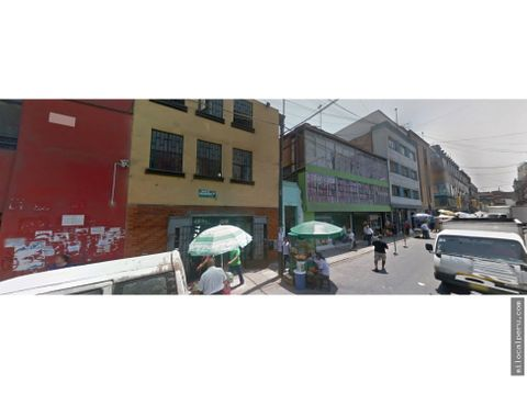 amplio local comercial en alquiler jiron paruro cuadra 10