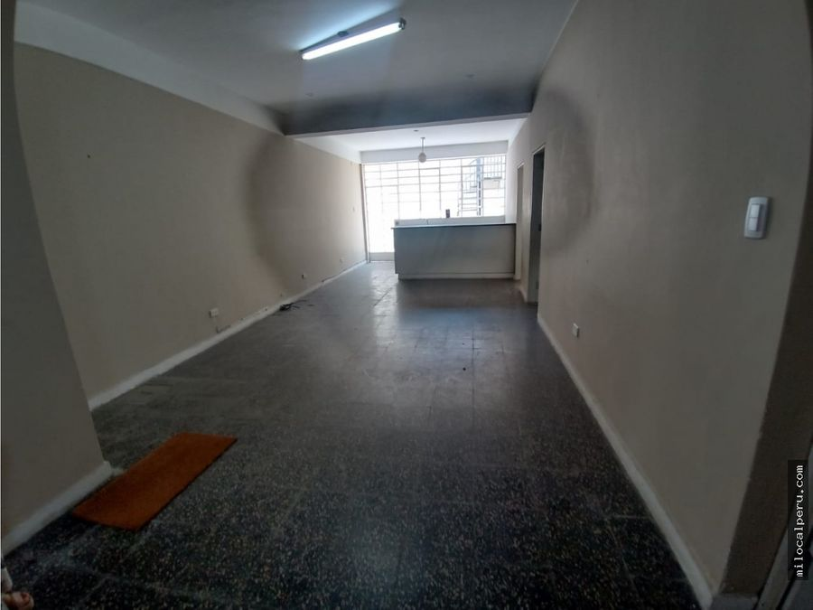 oficina en alquiler 120 mt2 san isidro